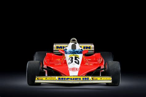 Ferrari 312t3 Formula One Car