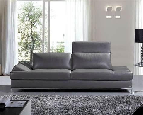 modern italian leather sofa modern italian leather sofa 44l5967