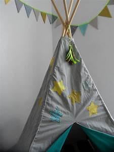 Cabane Enfant Tissu : cabane enfant tissu chambre anne pinterest cabane enfant cabanes et enfants ~ Teatrodelosmanantiales.com Idées de Décoration