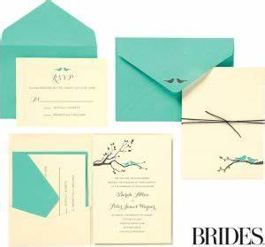teal love birds jacket printable wedding invitations kit With party city canada wedding invitations