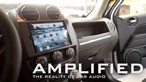 Amplified - Ipad Mini In Car Dash Of A Jeep Patriot  Polk Audio Speakers Dodge Ram  Ep 81