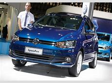 Área restrita Linha VW 2016 com nova SpaceFox, Hyundai