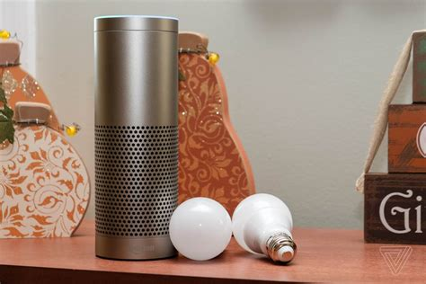 Amazon Echo Plus Review Smart Home 101  The Verge