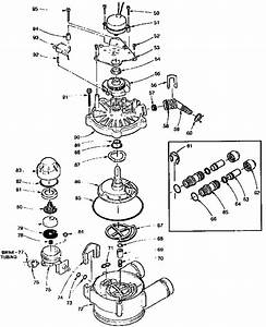 Valve Assembly Diagram  U0026 Parts List For Model 625348320