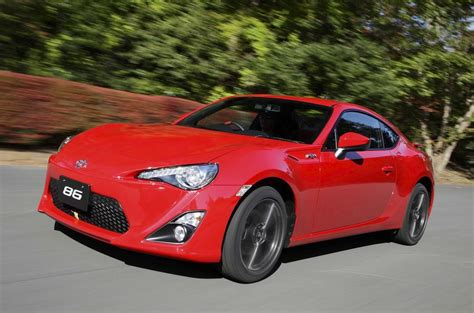 Toyota Gt86 Price by 163 25k Price Tag For Toyota Gt86 Autocar