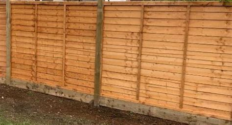 wickes  shaped slotted timber fence post   mm