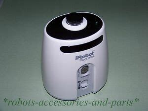 irobot roomba white virtual wall lighthouse for rf compatible roomba ebay
