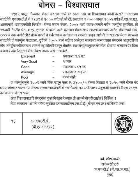application letter format marathi   write  paper