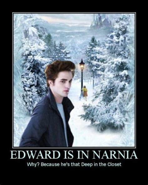 Narnia Memes - narnia memes edward is in narnia narnia