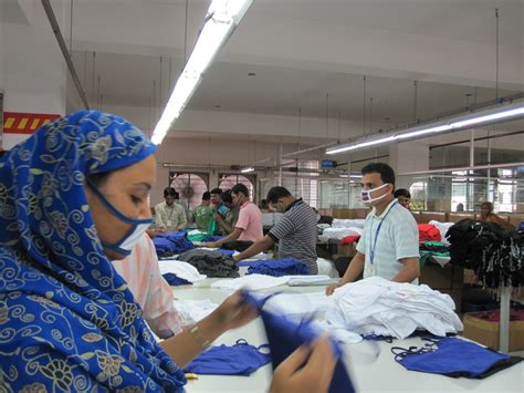 Garment Manufacturing Process Flow Chart Online Clothing