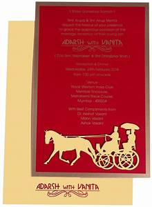 hindu wedding invitation card front page life style by With wedding invitations online stores