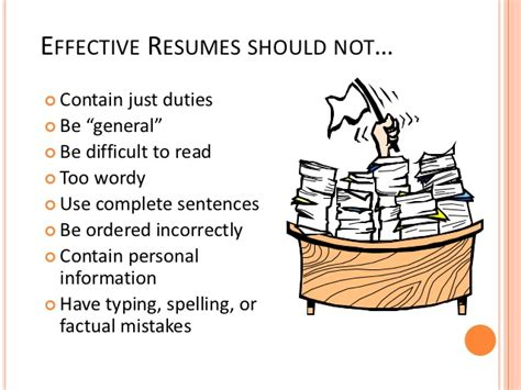 Should A Resume Be Written In Complete Sentences by Resume Rev