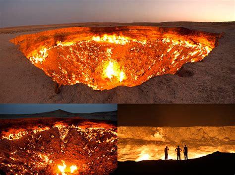 la porte de l enfer au turkm 233 nistan br 251 le depuis 43 ans