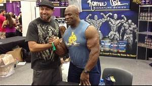 Mr Roni (Ronnie Coleman) And His Last Photos - Hulk Body