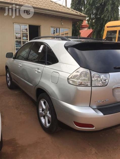 gold lexus rx tokunbo lexus rx 350 2008 gold for sale for sale in awka