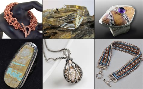 All 6 Tucson 2017 Jewelry Making Classes Wire Jewelry