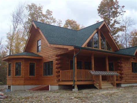 Beautiful Log Cabin Home!  Dream Home Pinterest