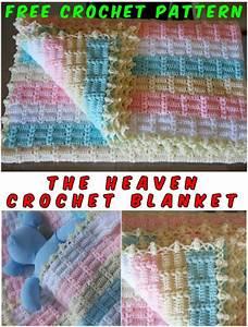 The Heaven Blanket Crochet Pattern Free