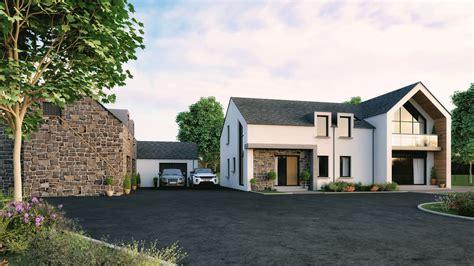 farmhouse building plans architects ballymena antrim northern belfast