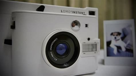 lomo instant camera  review youtube