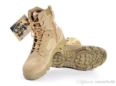 tactical boots delta cordura tactical combat army brand shoes zipper design delta
