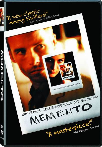 Memento Dvd 2000 Date Covers Upc Movies