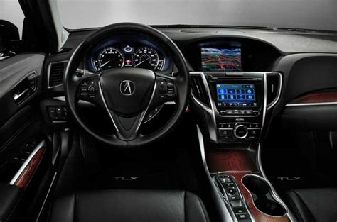 acura tlx review design release date price