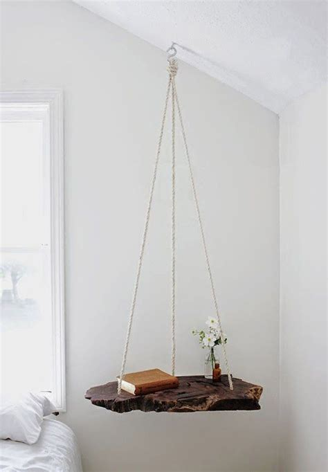 installer une dans une chambre un diy original pour créer une table basse unique dans la