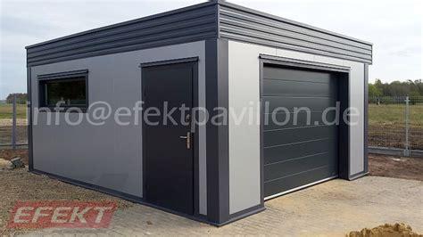 Garage  Efekt Pavillon