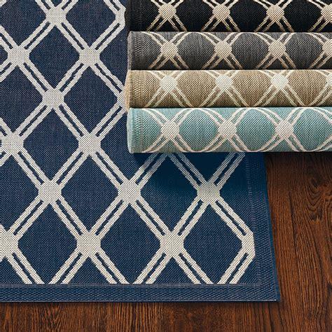 ballard outdoor rugs tricia trellis indoor outdoor rug ballard designs