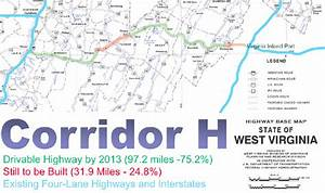 Corridor H Segment Expected To Open By Late November