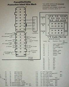 Wiring Diagram Database  Vw Monsoon Amp Wiring Diagram