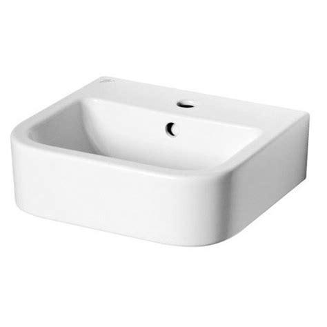 lavabo en c 233 ramique blanc ideal standard seventies leroy merlin