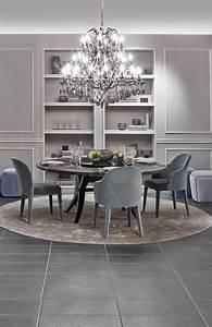 Fendi Gray Dining Room