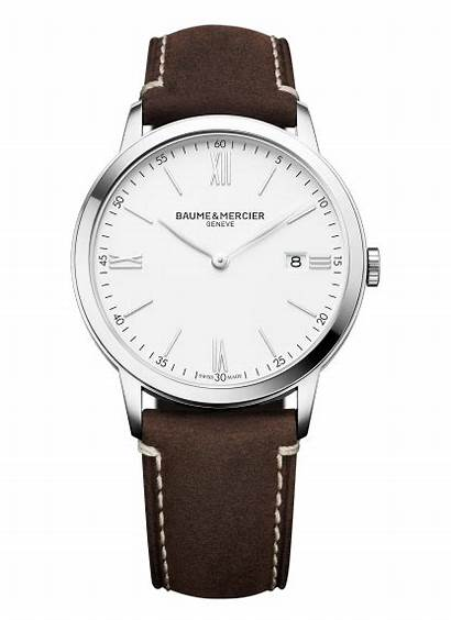 Baume Mercier Classima Watches Mens Leather