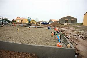 la dalle beton dans la grange et la fosse pictures to pin With dalle de beton pour maison