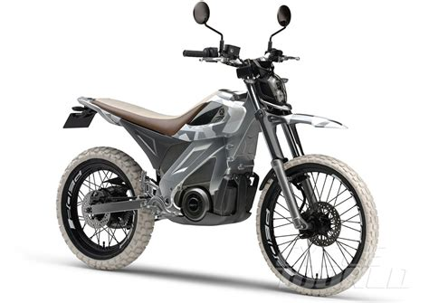 Yamaha Shows Concept Electric Adventure
