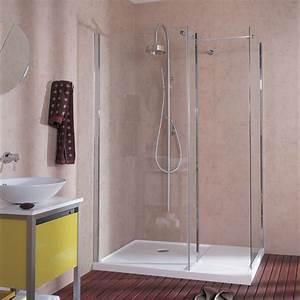 Salle de bain douche : classique, à l'italienne ou préfabriquée