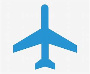Plane Blue Clip Art At Clker Com