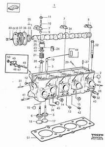 Volvo 260 Stud  B17  B19  B21  B23  Cylinder Head  Large
