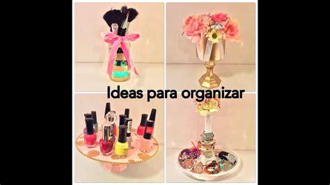 manualidades para decorar tu cuarto diy 4 ideas para organizar tu cuarto manualidades