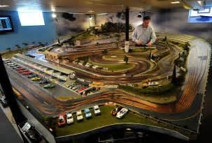 NASCAR Slot Car Race Track
