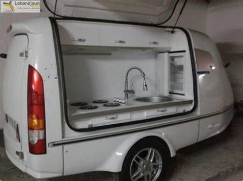 remorque cuisine mobile remorque cuisine u car 33