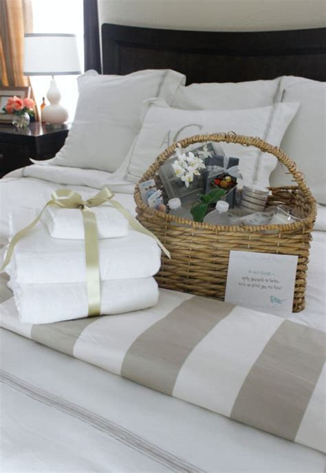 bedroom designs small spare ideas wedding welcome gift overnight guest welcome basket guest room guest 713 | 0601bfac226529322efdfc6c9ab49ba4