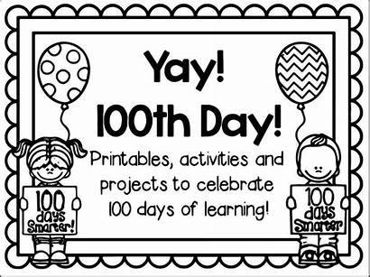 Days 100th Coloring Pages Printable Activities Smarter