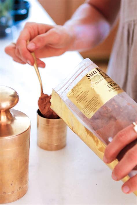 cuisine chantal moon juice cacao pudding eyeswoon
