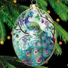 peacock christmas images   peacock