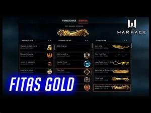 WARFACE Qual A Fita Gold Mais Bonita Game Videos