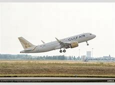 Gulf Air receives their first Airbus A320neo SamChuicom