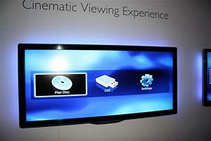 Philips unveils 3D Cinema 21:9